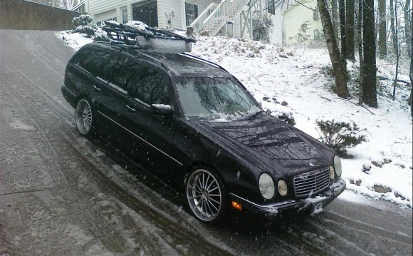 1998 Mercedes Benz E320 Mpg