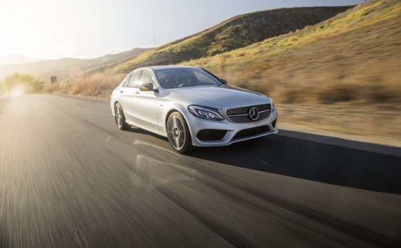 BMW 3-Series Vs. Mercedes-Benz