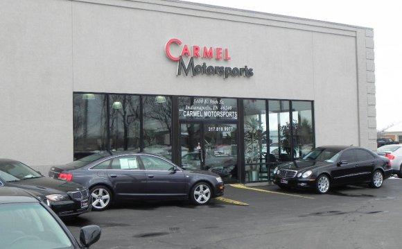 Carmel Motorsports - CLOSED