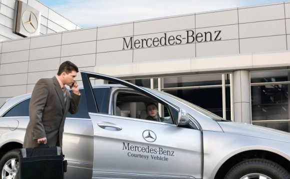 Welcome to Mercedes-Benz of