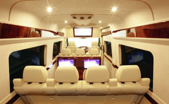 Mercedes Benz Sprinter Custom