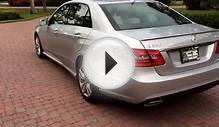 SOLD - 2013 Mercedes-Benz E350 BlueTEC Sport for sale by